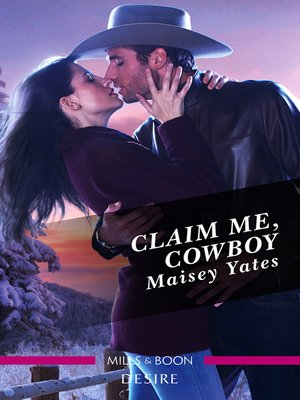 cover image of Claim Me, Cowboy (A Copper Ridge Desire 4)