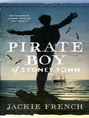 cover image of Pirate Boy of Sydney Town