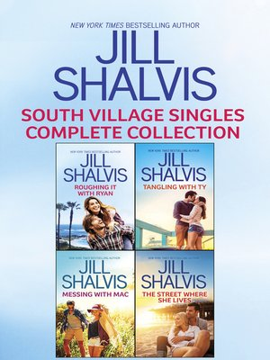 cover image of South Village Singles Complete Collection
