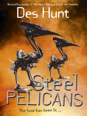 cover image of Steel Pelicans