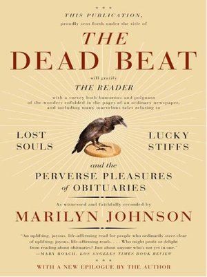 cover image of The Dead Beat