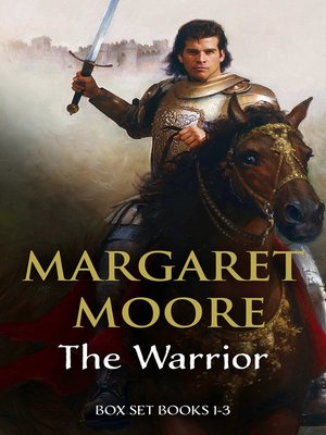 cover image of The Warrior Box Set, Books 1-3