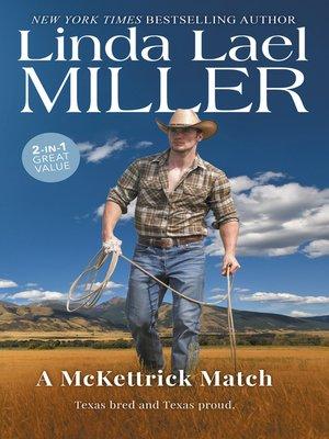 cover image of A Mckettrick Match / Garrett / Austin