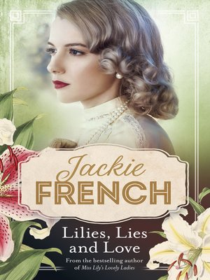 cover image of Lilies, Lies and Love (Miss Lily, #4)