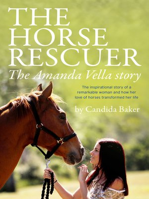 cover image of The Horse Rescuer