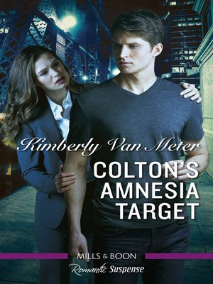 cover image of Colton's Amnesia Target
