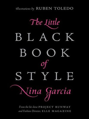cover image of The Little Black Book of Style