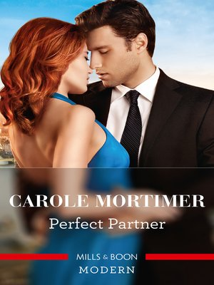 Perfect Partner by Carole Mortimer · OverDrive (Rakuten