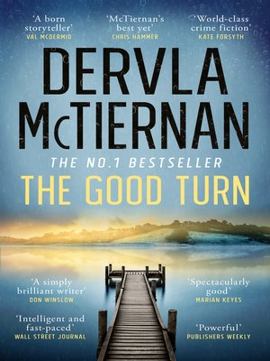 cover image of The Good Turn