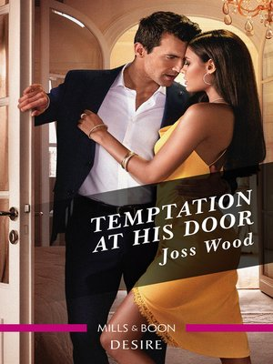 cover image of Temptation at His Door