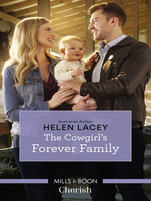 cover image of The Cowgirl's Forever Family
