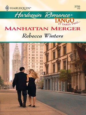 cover image of Manhattan Merger