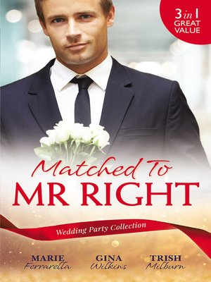 cover image of Matched to Mr Right/Wish Upon a Matchmaker/Matched by Moonlight/Her Perfect Cowboy