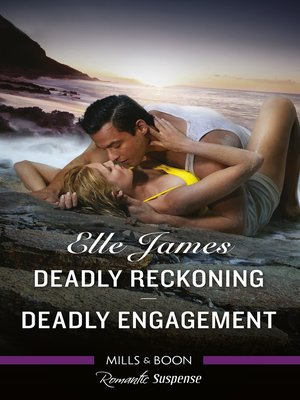 cover image of Romantic Suspense Duo / Deadly Reckoning / Deadly Engagement