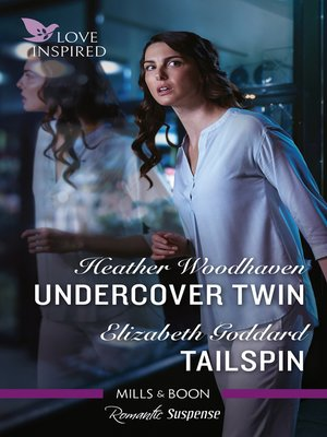 cover image of Undercover Twin / Tailspin