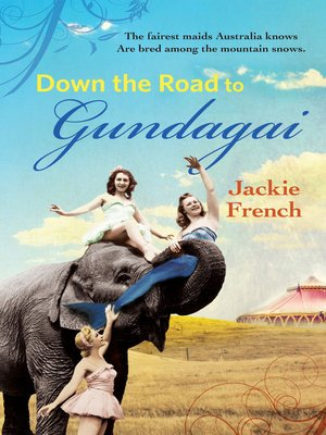 cover image of Down the Road to Gundagai