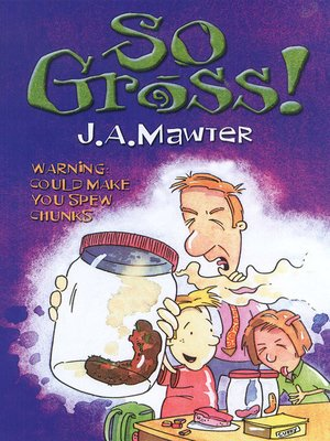 cover image of So Gross!