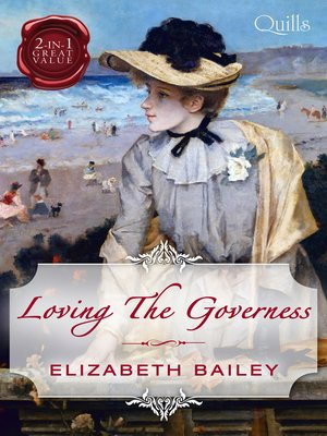 cover image of Loving the Governess/Prudence/Nell