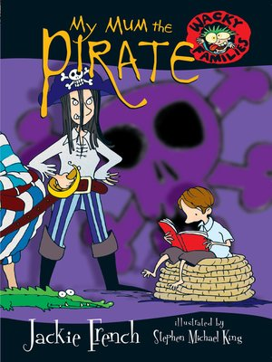 cover image of My Mum the Pirate