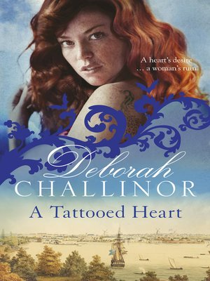 cover image of A Tattooed Heart