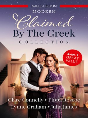 cover image of Claimed by the Greek Collection