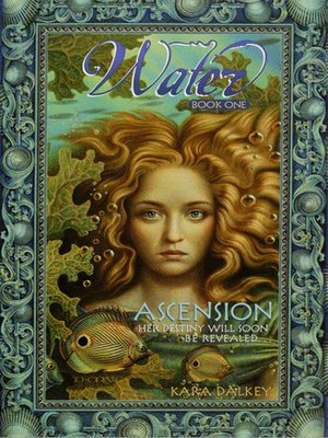 cover image of Water #1: Ascension