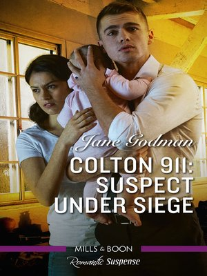 cover image of Colton 911: Suspect Under Siege