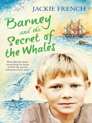 cover image of Barney and the Secret of the Whales (The Secret History Series, #2)