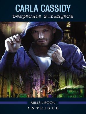 cover image of Desperate Strangers