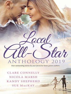 cover image of Local All-Star Anthology 2019