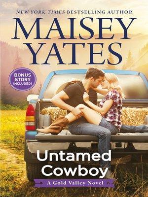 cover image of Untamed Cowboy / Untamed Cowboy / Mail Order Cowboy