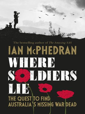 cover image of Where Soldiers Lie