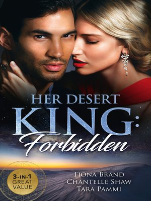 cover image of Her Desert King