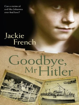 cover image of Goodbye, Mr Hitler