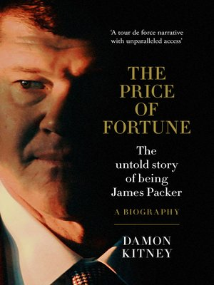cover image of The Price of Fortune