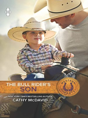 cover image of The Bull Rider's Son
