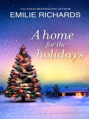 cover image of A Home For the Holidays