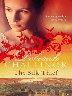 cover image of The Silk Thief