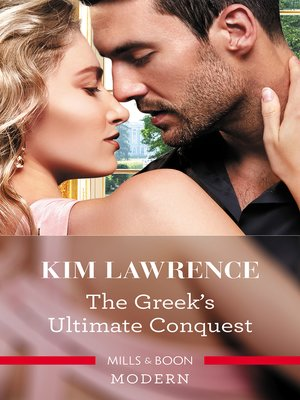 cover image of The Greek's Ultimate Conquest