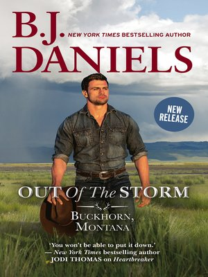cover image of Out of the Storm