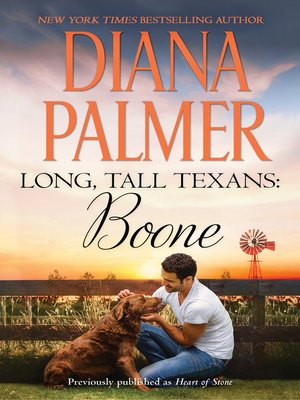 cover image of Long, Tall Texans--Boone