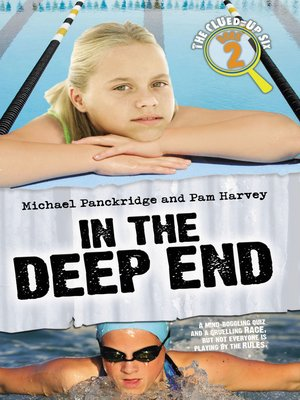 cover image of In the Deep End
