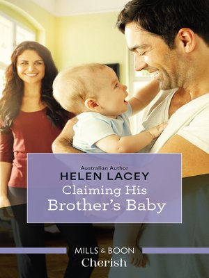 cover image of Claiming His Brother's Baby