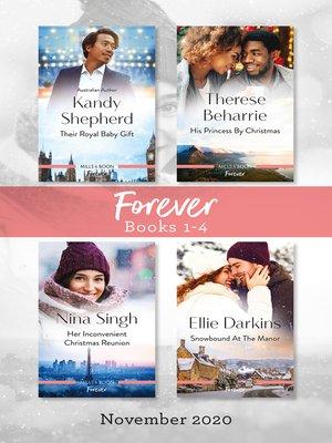 cover image of Forever Box Set 1-4 Nov 2020