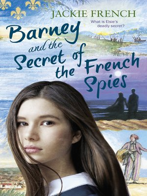 cover image of Barney and the Secret of the French Spies