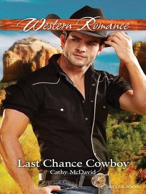 cover image of Last Chance Cowboy