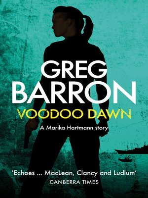 cover image of Voodoo Dawn