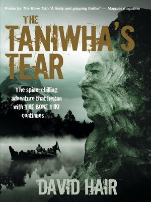 cover image of Taniwha's Tear
