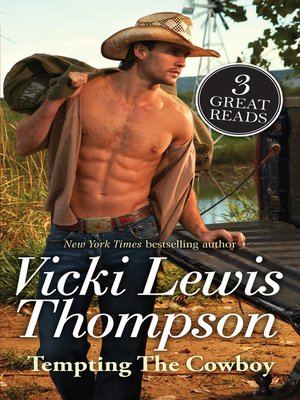 cover image of Tempting the Cowboy--3 Book Box Set
