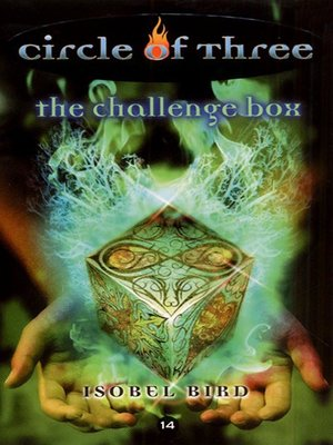 cover image of Circle of Three- Book 14: The Challenge Box